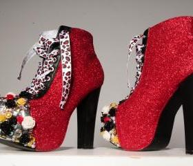 Rebel Girl Shoes
