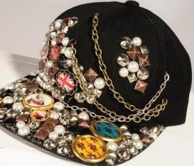Assorted Studs Hat