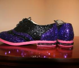 Sparkle Oxfords